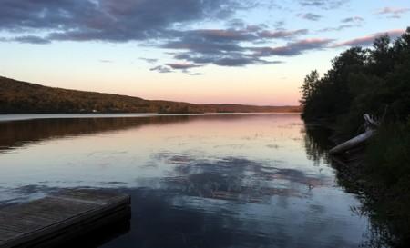 Lac-au-Saumon